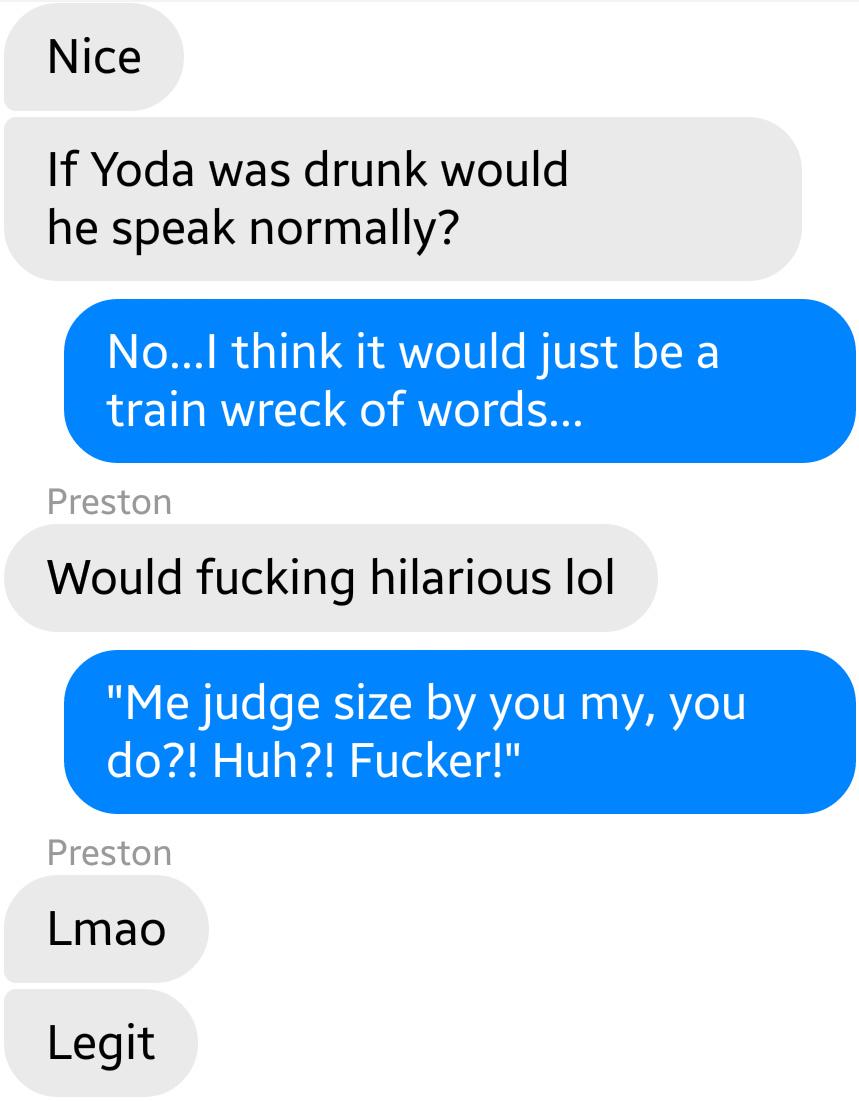 The Force Awakens ending: CREDITS - meme