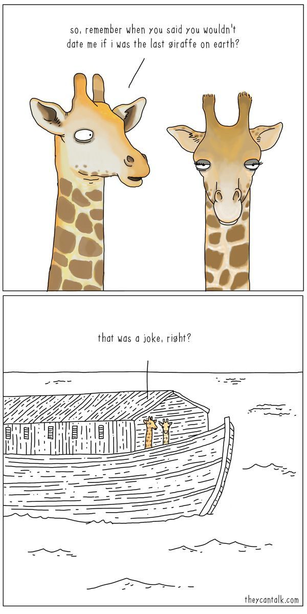 Tough luck giraffe bruh - meme