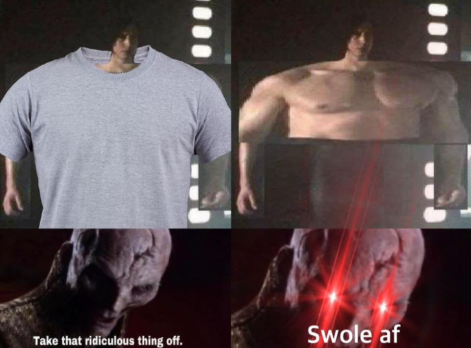 ben swolo - meme