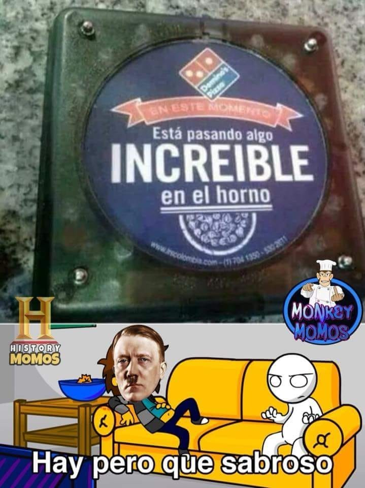 El Domino's - meme