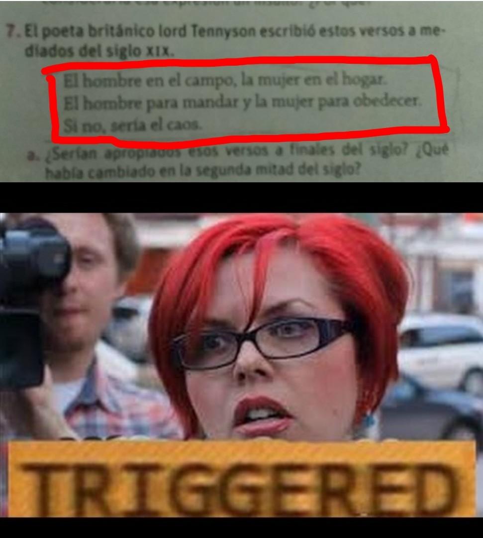 Esas feminista s - meme