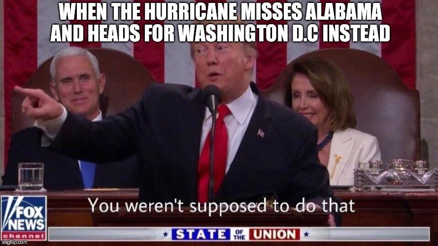 Hypothetical scenario - meme