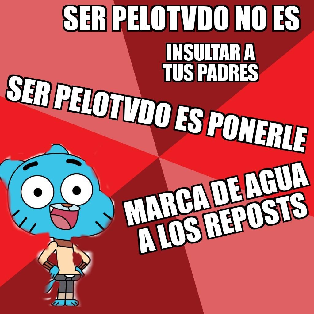 Feel Like MePicaUnHuevoRascalo (PD:Perdón por el mal recortado del Gumball) - meme