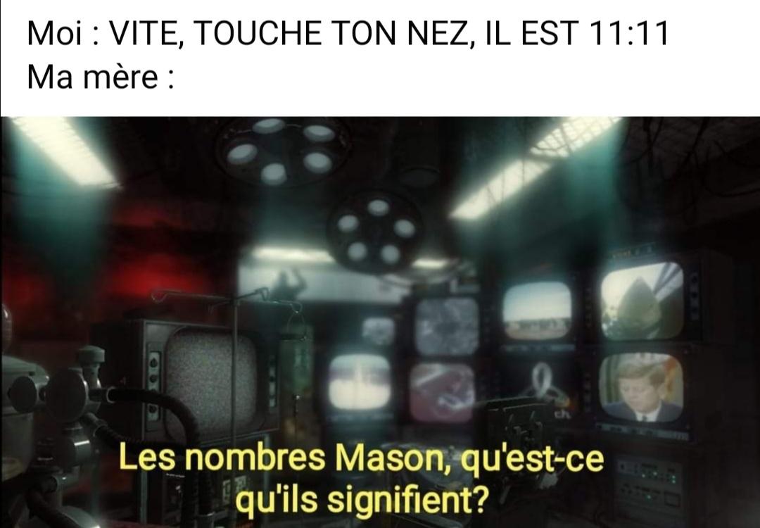 LES NOMBRES MASON, QU'EST-CE QU'ILS SIGNIFIENT? - meme