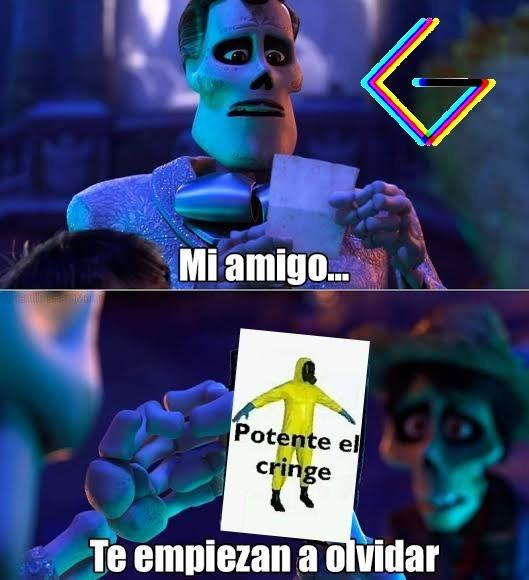 RECUERDENLO - meme