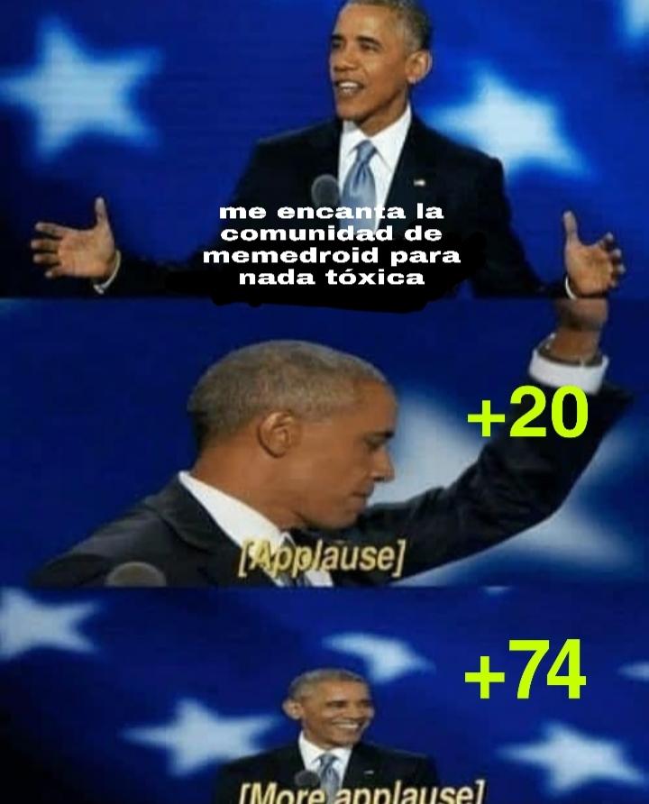 Obama que dices!!!!! - meme