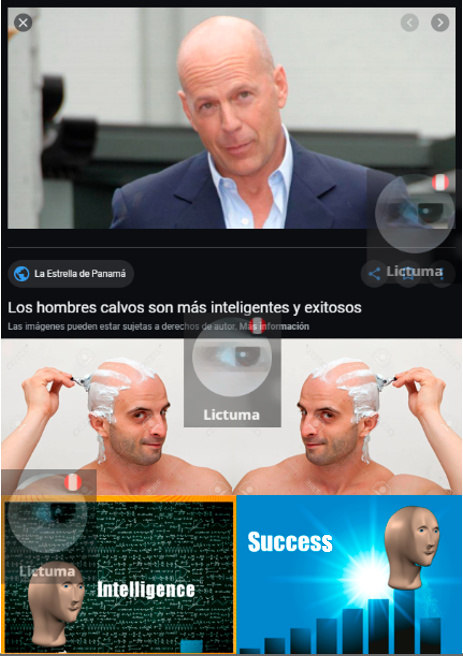 Success significa éxito - meme