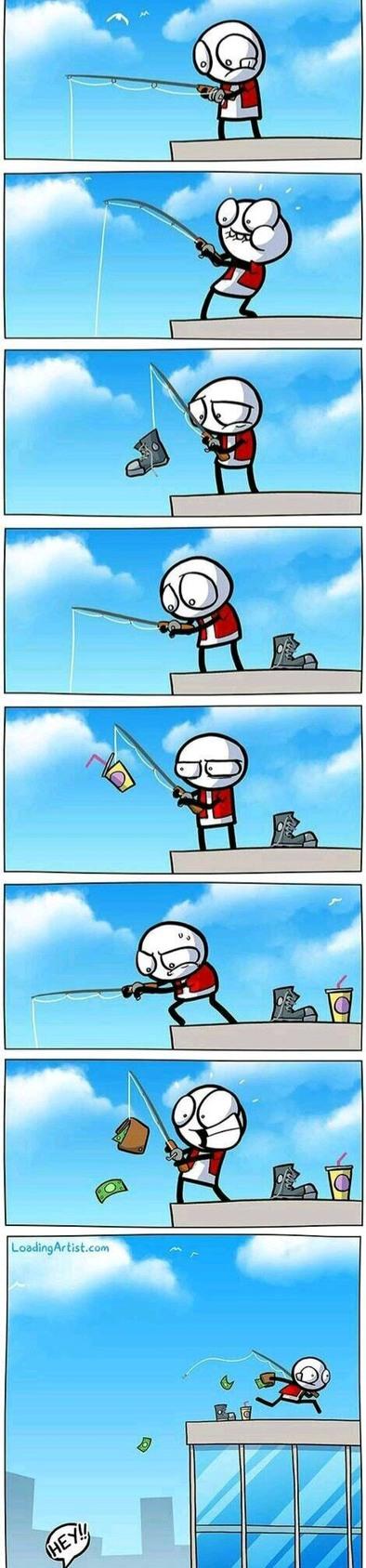 Pescar - meme
