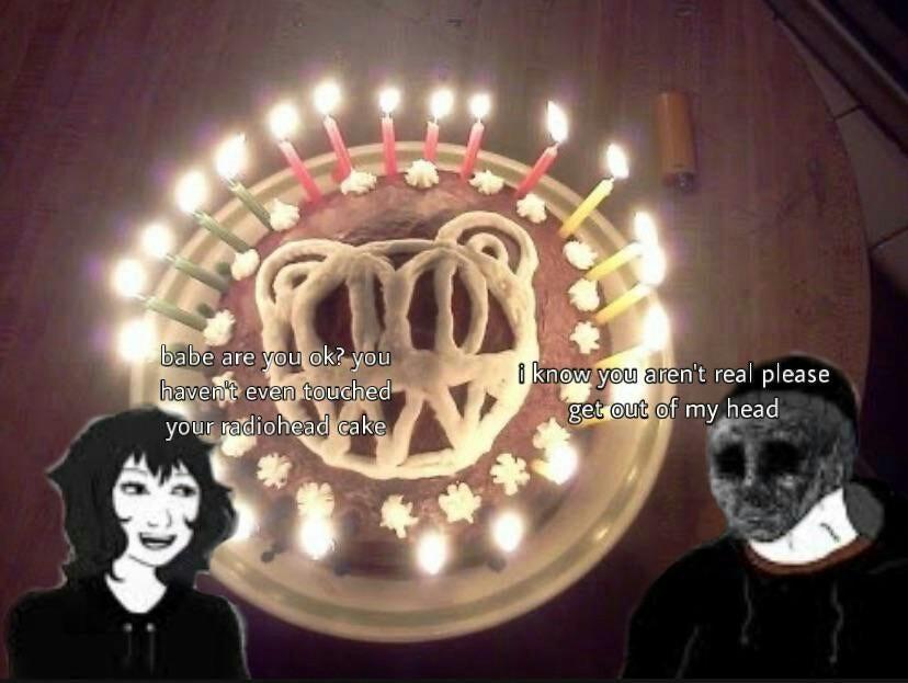 i like radiohead - meme