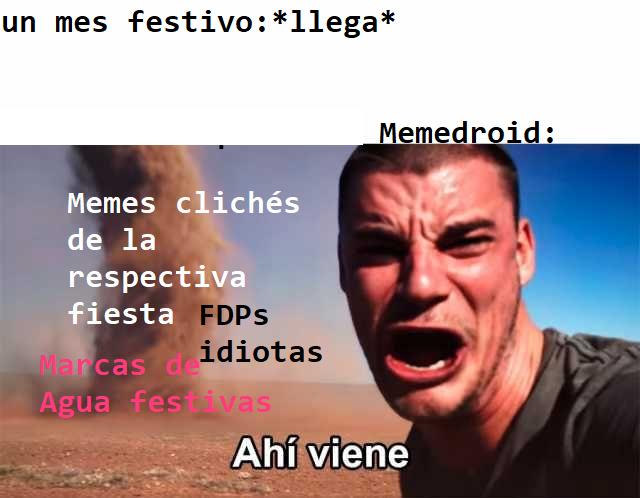 """ya vienen los pesados de SDLG con sus """"Momos del día de Amor y Amistad"""" - meme"""