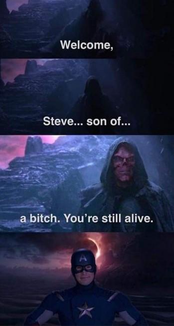 Son of a- - meme