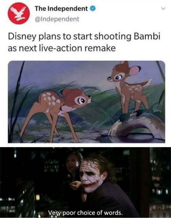I can see the evil mouse taking over now - meme