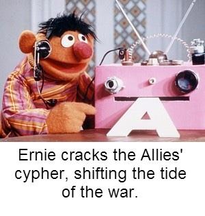 Ernie's imitation game