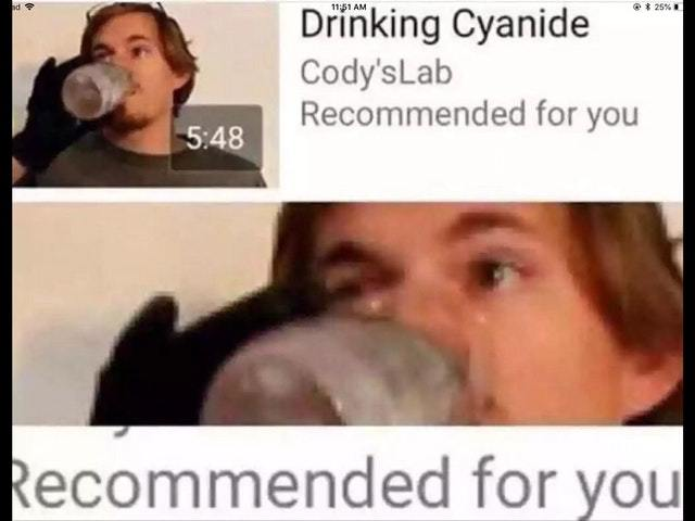 Recommended for you - meme