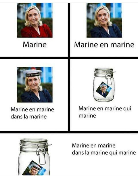 Marineception - meme