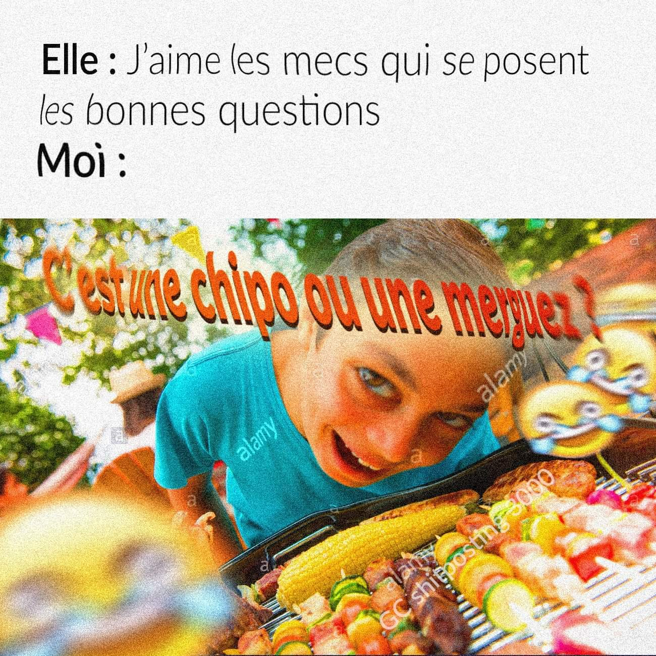 Chorizo - meme