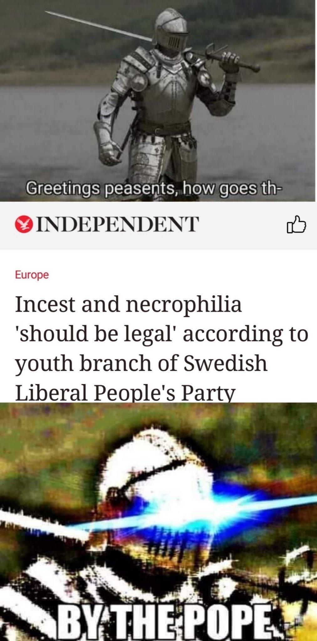 Heresy - meme
