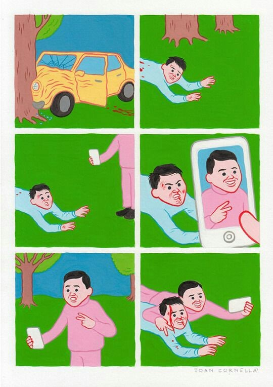 Selfie bro - meme