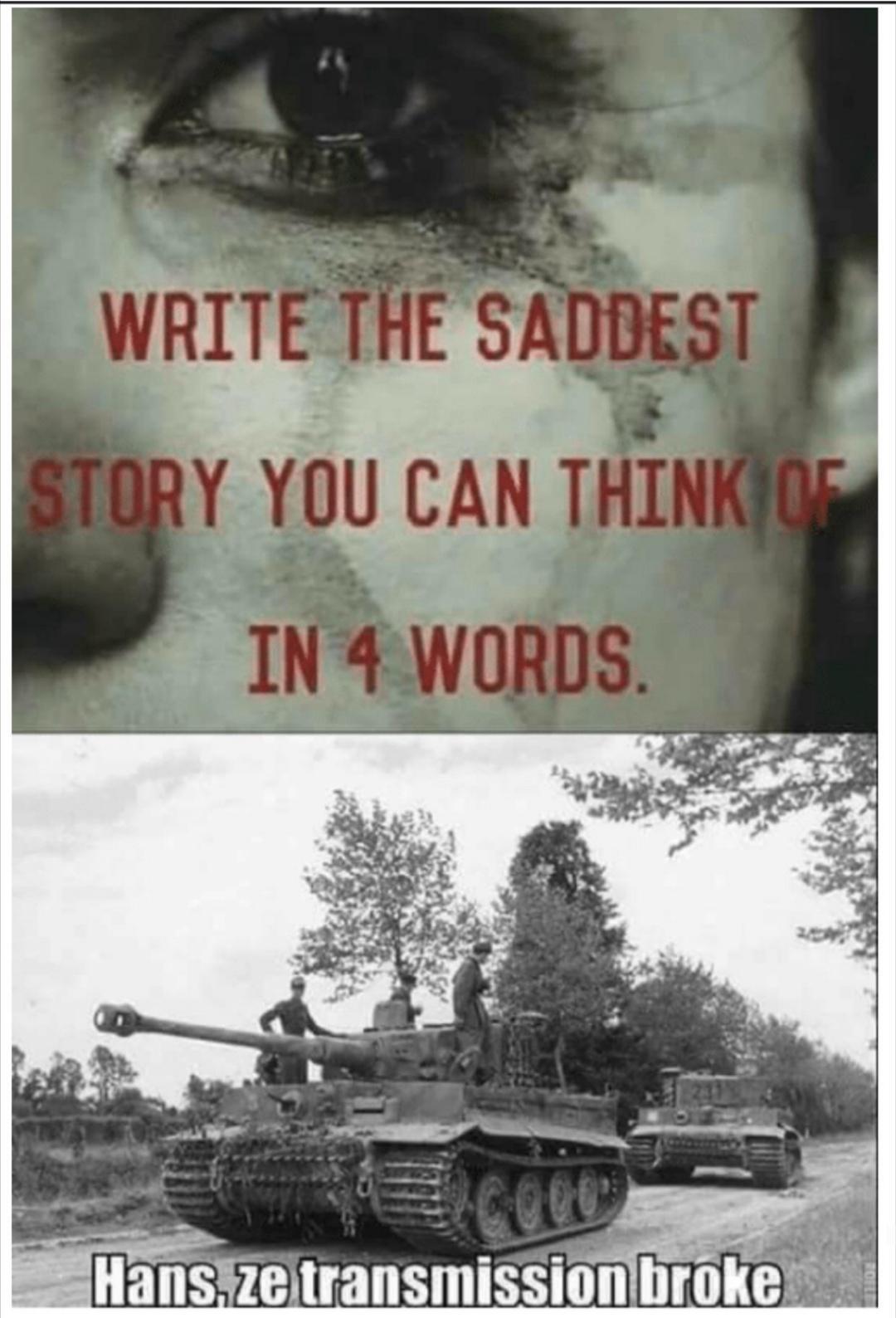 Titles suck - meme