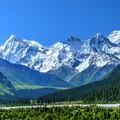 Just a damn beautiful mountain range