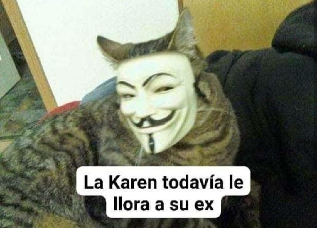 ay karen - meme