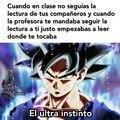 EL ULTRA INSTINTO