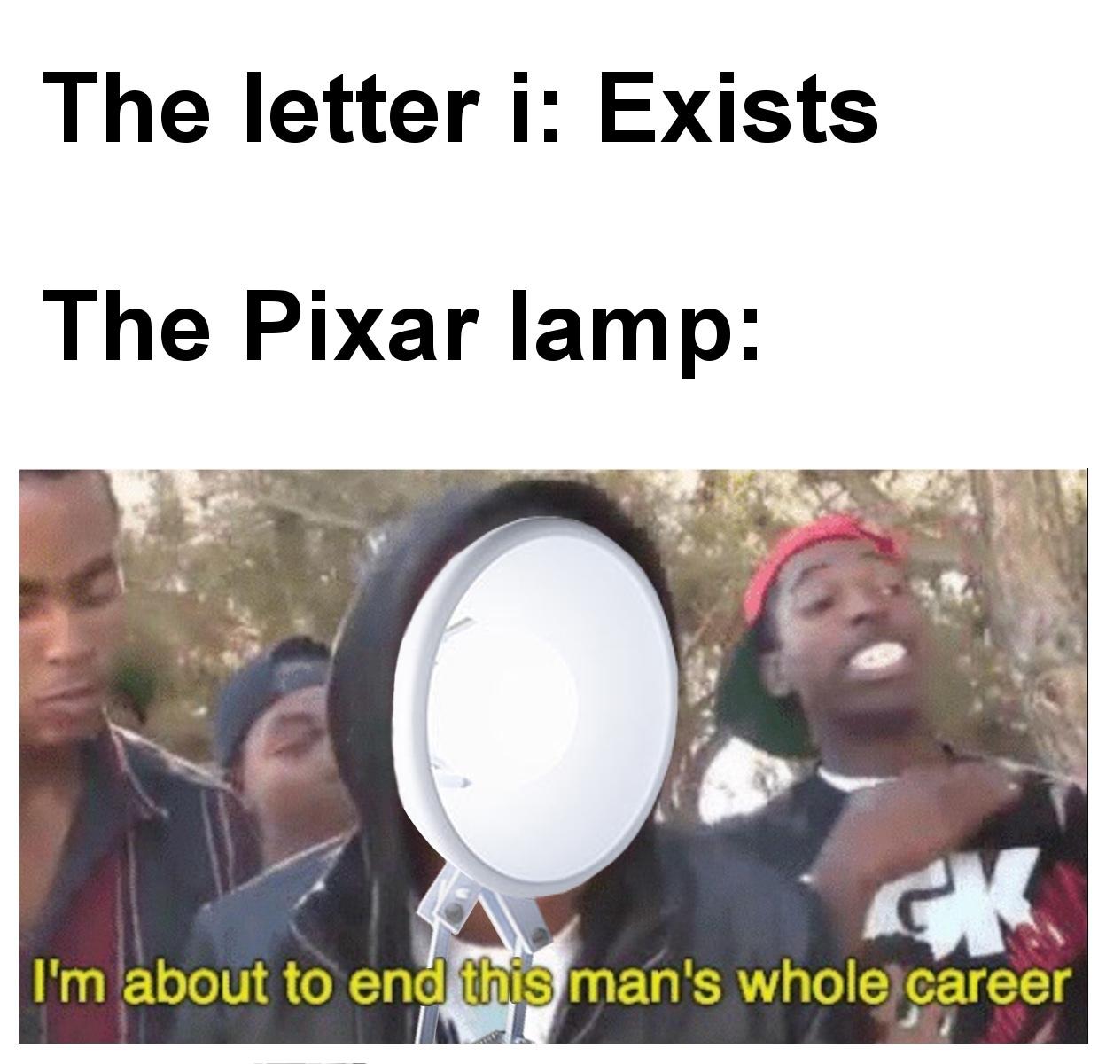 exam day today, I am bricking it - meme