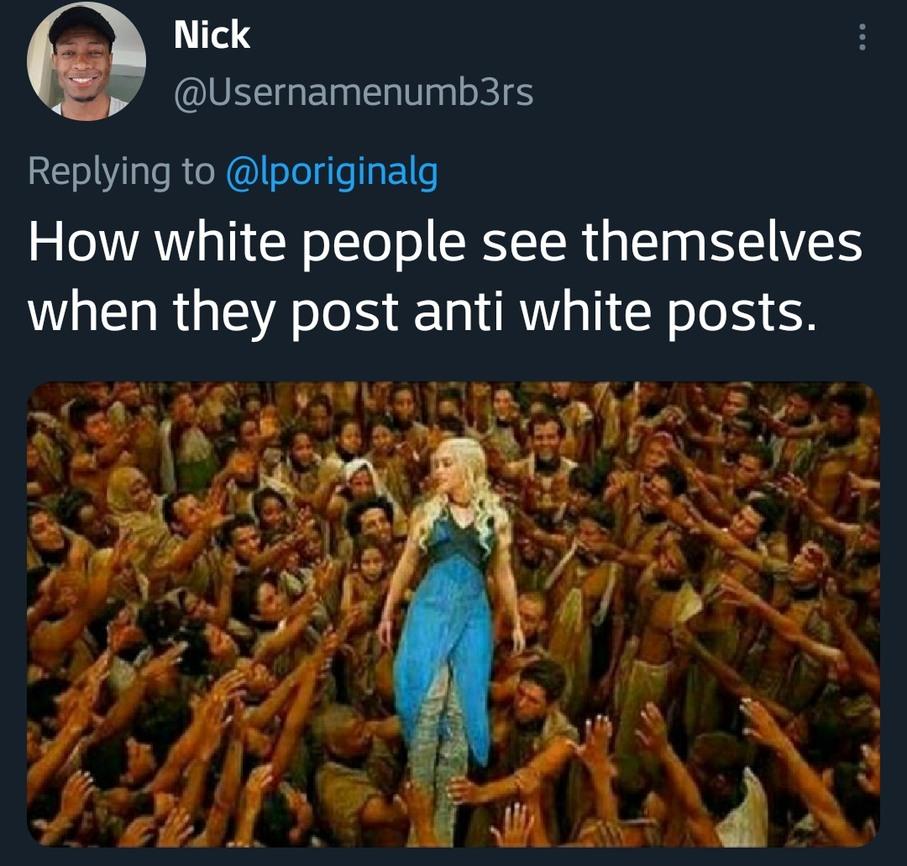 All hail my self-hatred - meme