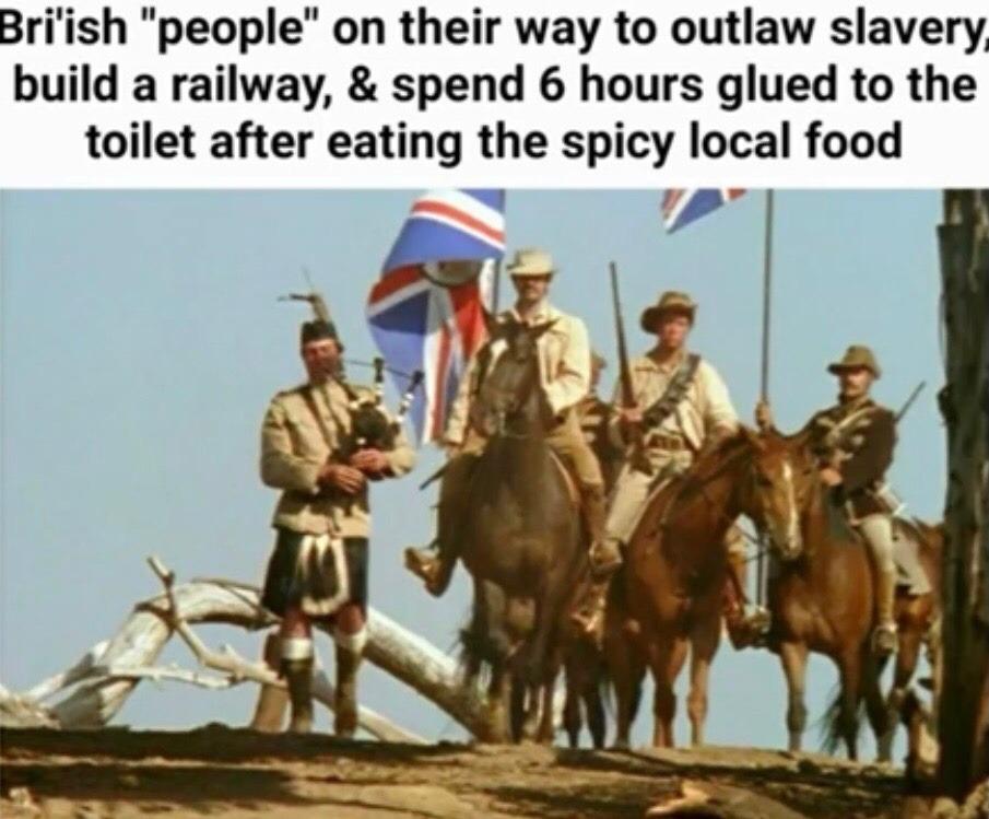 Rule, Britannia - meme
