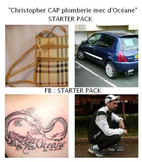 Starter pack - meme