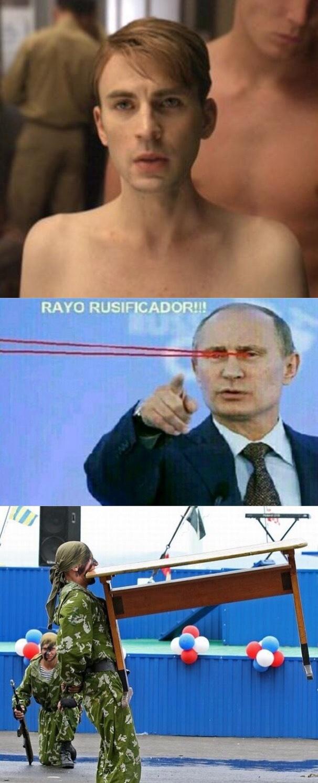 como buen ruso - meme