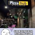 Essa pizzaria ta sempre lotada