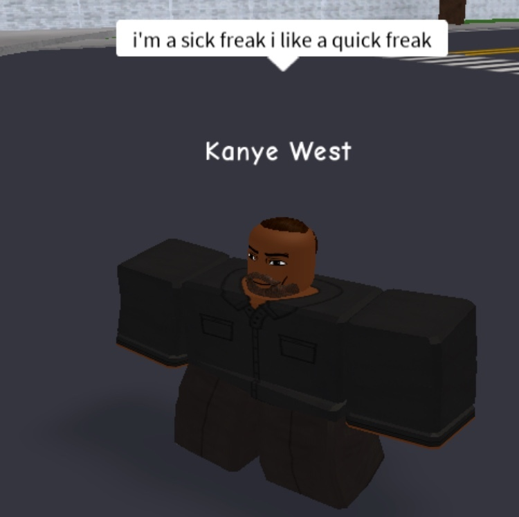 no swearing kanye implemented server - meme