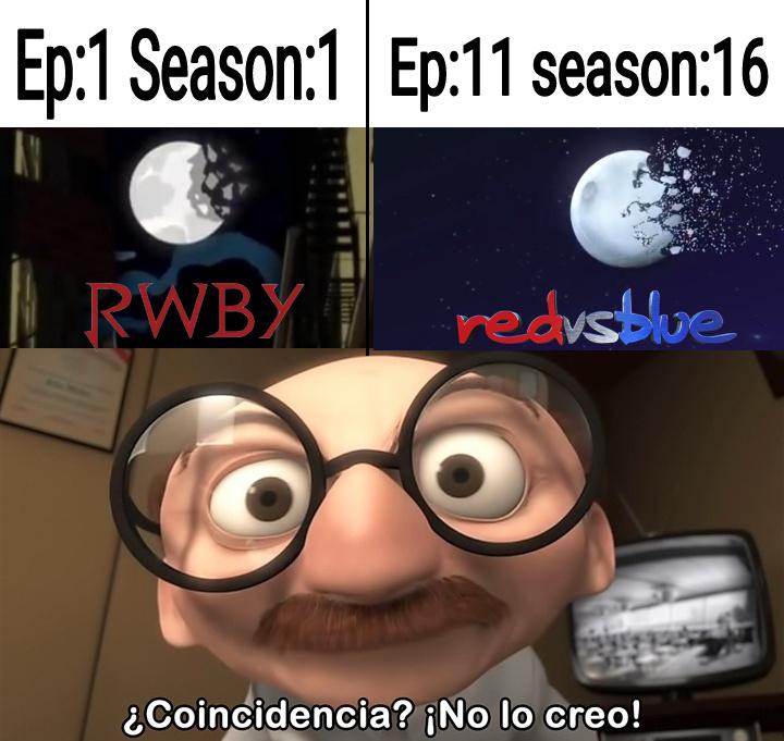 No es coincidencia - meme