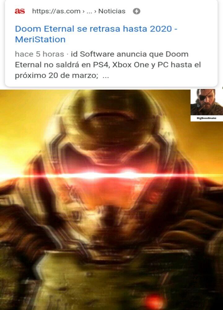 Demonios :( - meme