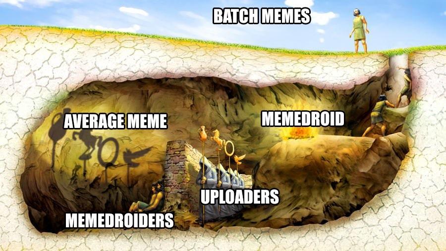 dongs in a meme
