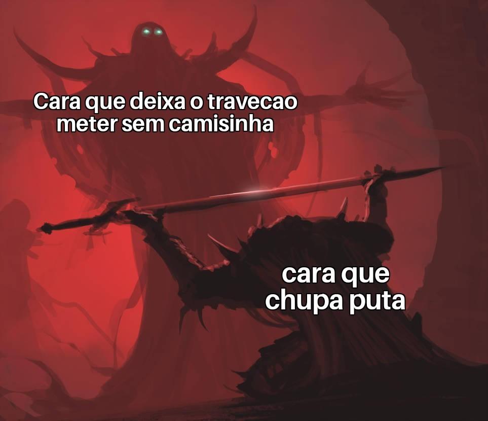 Trap kkkk - meme