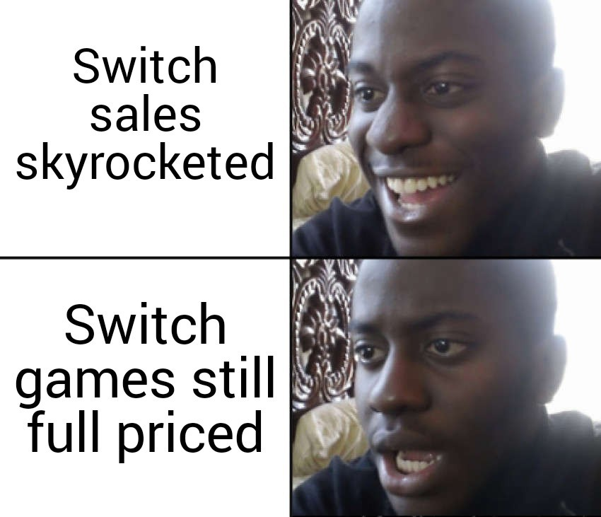 Ole Nintendo - meme