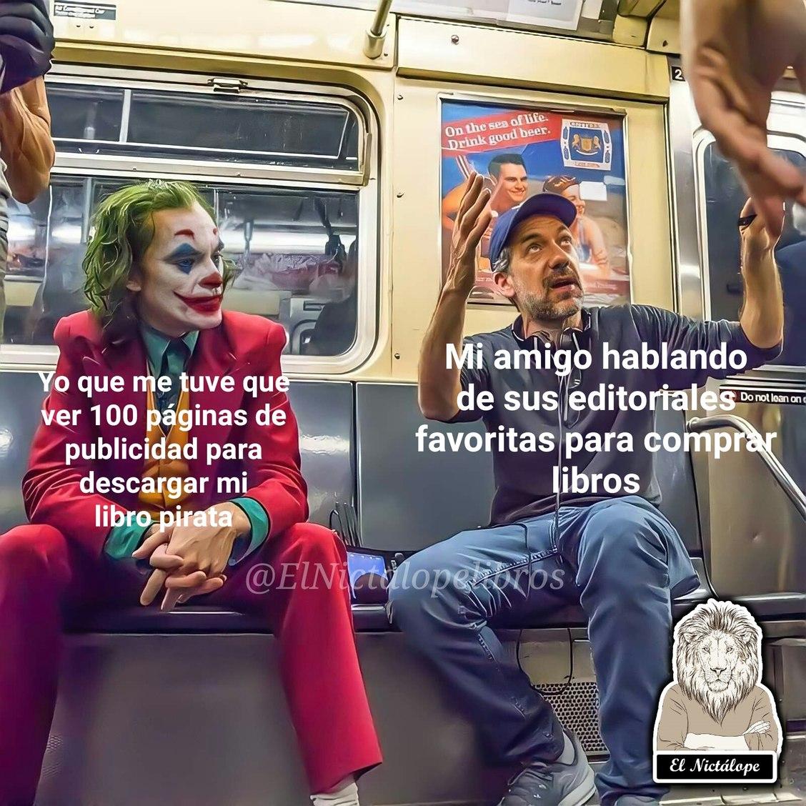 Libro - meme
