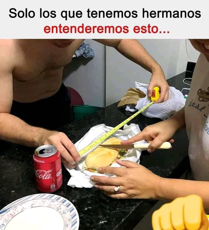 tudiestes hermanos - meme