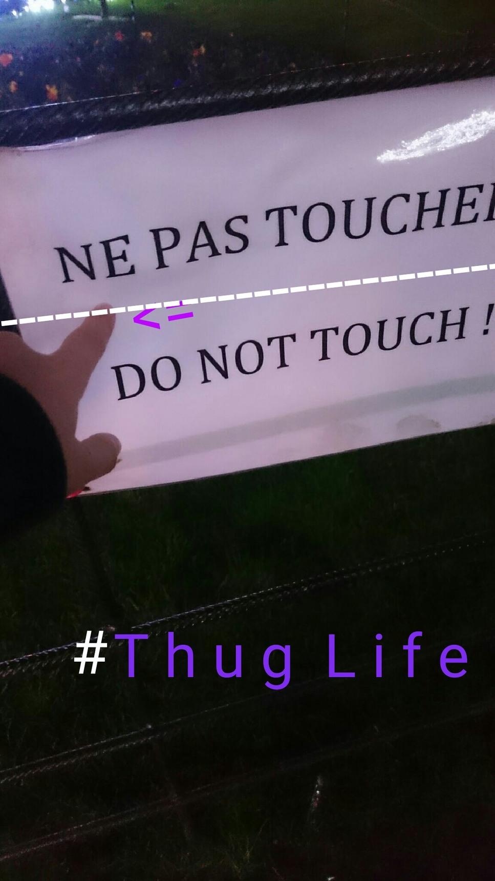Thug Life #1 - meme