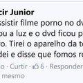 QUEM VE PORNO NO DVD