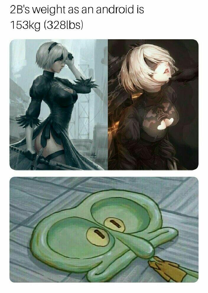 Android waifu - meme