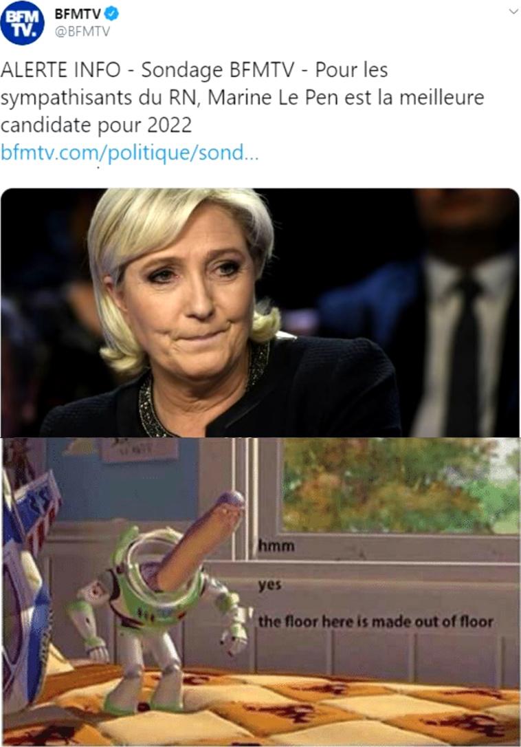 Vive JNSPC - meme