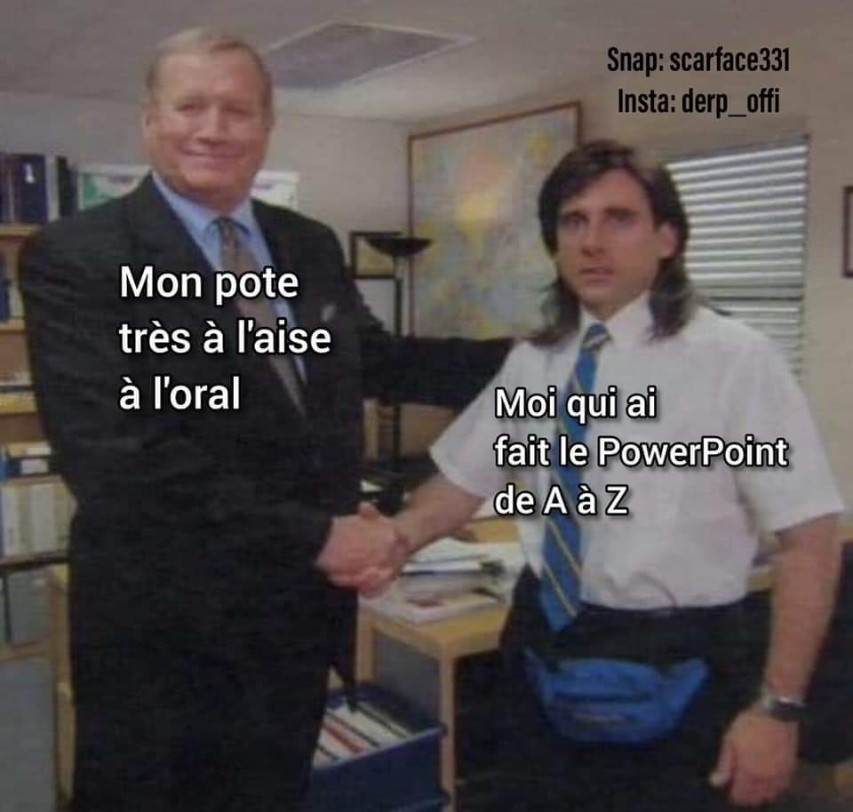 Provenance : FB - meme
