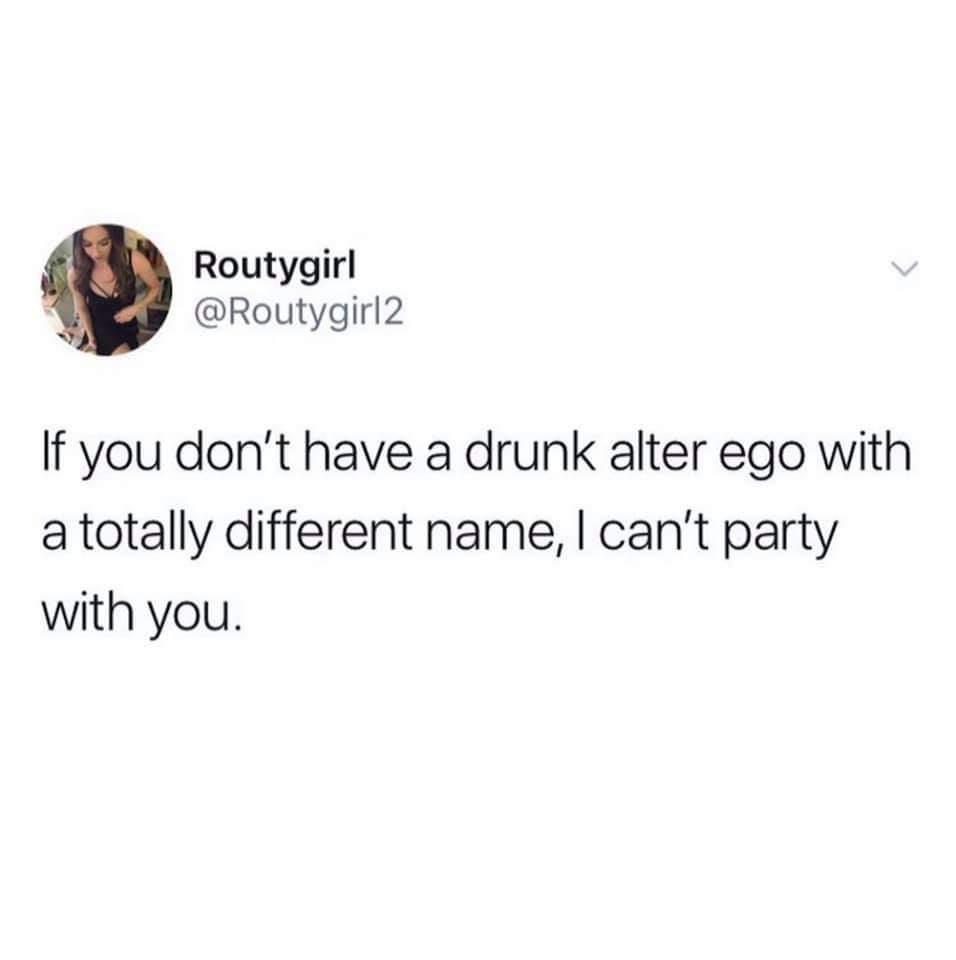 Guess my name - meme