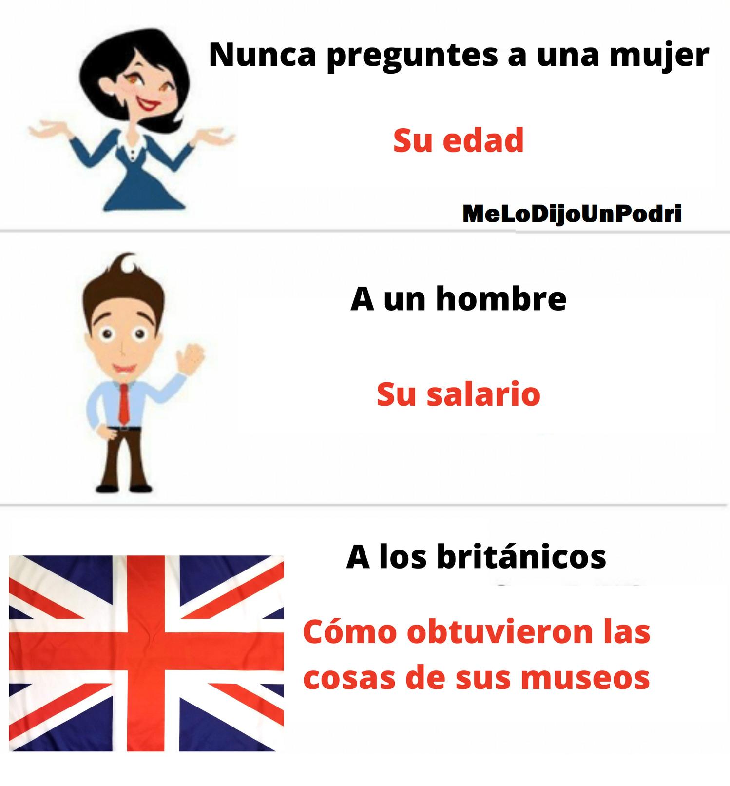 Britanicos - meme