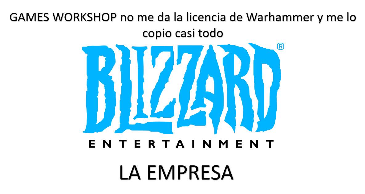 En realidad, Starcraft y Warcraft son así por esto - meme