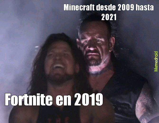 Fornais vs maincra - meme