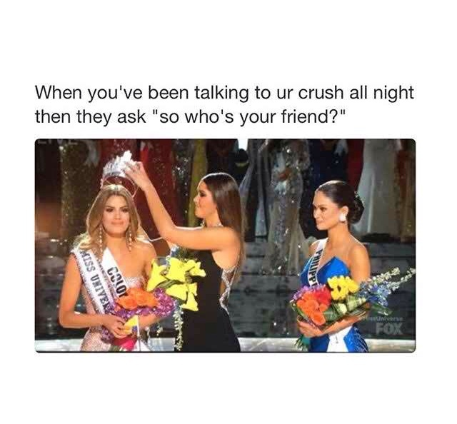 more miss universe - meme